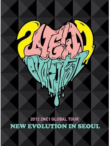2NE1 - 2012 Global Tour Live: New Evolution in Seoul [No USA] (Asia - Import, NTSC Format, 2PC)