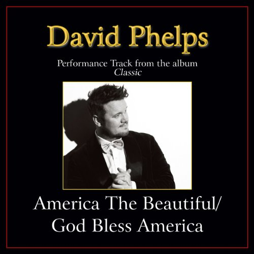 America the Beautiful / God Bless America (Medley) [Original Key Performance Track Without Background Vocals] (America Beautiful compare prices)