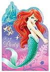 Little Mermaid Invitations (8) Invite…
