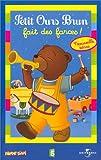 echange, troc Petit Ours Brun - Vol.1 : Petit Ours Brun fait des farces ! [VHS]