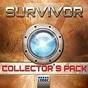 Survivor: Collector's Pack (Survivor 1, Folge 1 - 12) Hörbuch von Peter Anderson Gesprochen von: Dietmar Wunder
