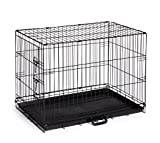 Home On-The-Go Single Door Dog Crate E433, Medium