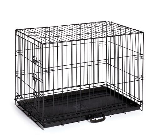Home On-The-Go Single Door Dog Crate E433, Medium front-42401