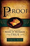 img - for Proof: How to Know the Book of Mormon is True book / textbook / text book
