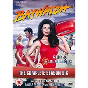 Baywatch - The Complete Season 6 (UK version)