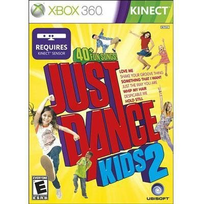Quality Just Dance Kids 2 X360 Kinect By Ubisoft