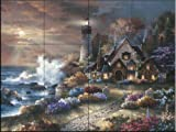 Guardian of Light by James Lee Tile Mural for Kitchen Backsplash Bathroom Wall Tile Mural