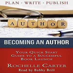 Becoming an Author Audiobook