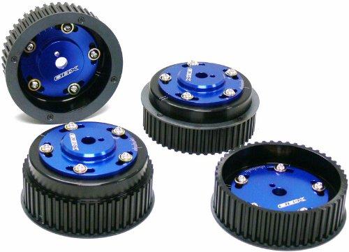 5#S1Cheap Review Deals OBX Blue Adjustable Cam Gear Set 02