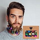 Beards n Bobs Beard Baubles Bart Kugeln Bälle Weihnachten x...