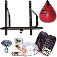 Buy Everlast 6-Piece Platform Bag Set by Everlast