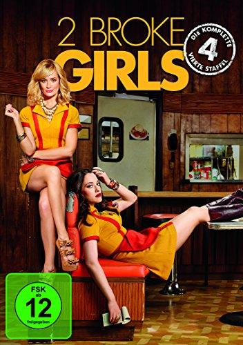 2 Broke Girls - Staffel 4 [3 DVDs]