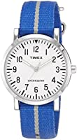 Timex OMG Analog White Dial Unisex Watch - TWEG15408