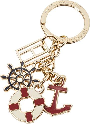 tommy-hilfiger-damen-nautical-keyfob-schlusselanhanger-mehrfarbig-multi-901-901-7x10x1-cm