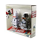 Salt and Pepper Bots (by Suck UK) Home Supply Maintenance Store
