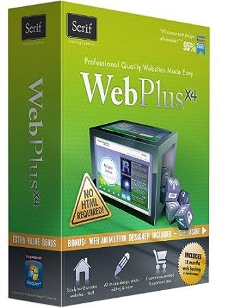 WebPlus X4 - Box Pack (PC)