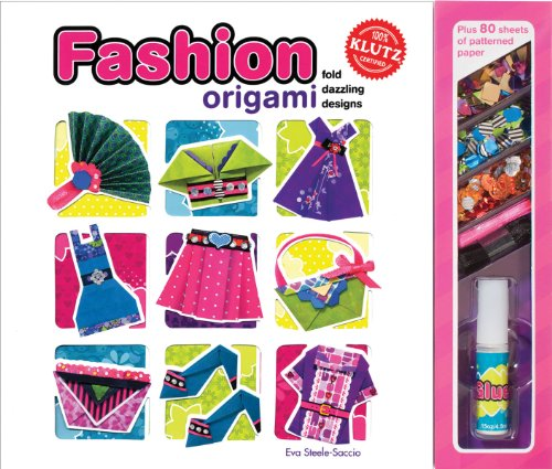 Klutz Fashion Origami Kit - 1
