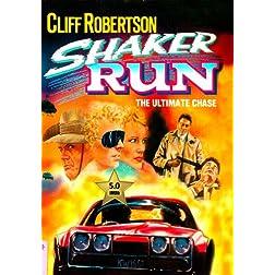 Shaker Run [VHS Retro Style] 1985