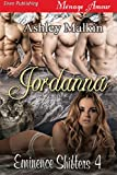 Jordanna [Eminence Shifters 4] (Siren Publishing Menage Amour)