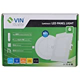Vin LED Panel Light SLP6-6Watt