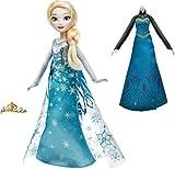 ディズニー アナと雪の女王 ロイヤルフレンズ ドール ドレスチェンジ エルサ