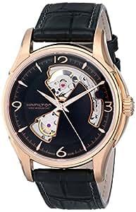 Hamilton Men's H32575735 Jazzmaster Open Heart Automatic Watch