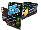 Pop Rocks Popping Candy Tropical Punch (Pack of 36)