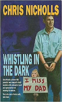 Book whistle in the dark