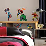Roommates Rmk2328Scs Marvel Character...