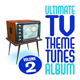 Ultimate Tv Theme Tunes 2