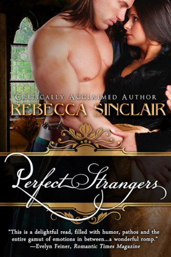 Perfect Strangers (A Historical Romance) by Rebecca Sinclair
