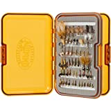 Umpqua California Fly Selection with UPG Fly Box One Color, 54 flies