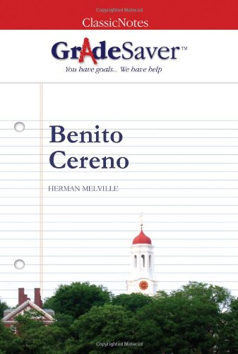 cereno essays Benito cereno essay it is often all too easy to return to a colonialist ideology when attempting to understand post-colonial realities colonial structures of.