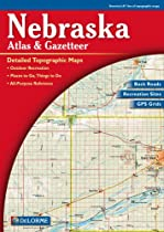 Nebraska Atlas and Gazetteer (Nebraska Atlas & Gazetteer)