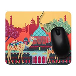TEC Mousepad Indian Caravan Serai