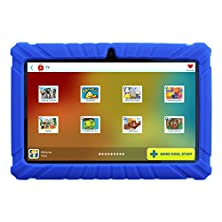 buy Generic 7-Inch 8 Gb Tablet With Kids-Place Parental Control And Kid-Proof Case (Dark Blue)
