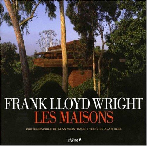 Livre frank lloyd wright les maisons - Frank lloyd wright maison ...