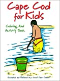 Cape Cod for Kids Coloring and Activity Book