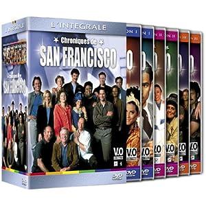Chroniques de San Francisco : L'Intégrale Saisons I à III - Coffret 6 DVD