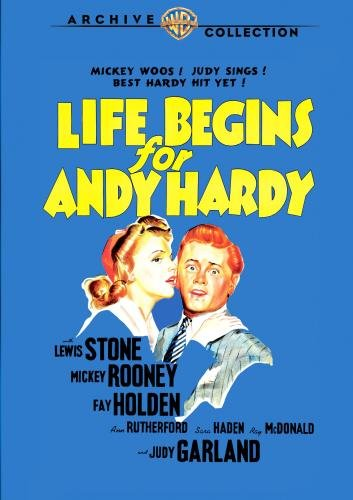 Life Begins for Andy Hardy (1941) [DVD]