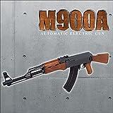 高性能1/1スケール アサルトライフル 電動ガン AK47バージョン M900Aエアガン