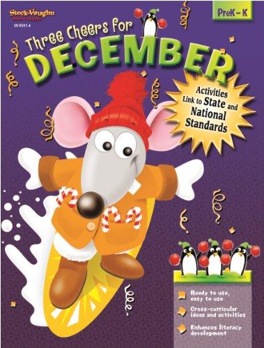 Three Cheers for December: PreK-K