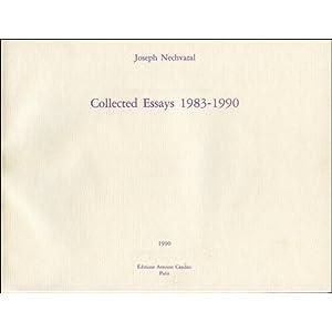 Joseph Nechvatal. 2 Volumes. Vol. 1: Selecetd Works. Vol. 2: Essays., Nechvatal, Joseph