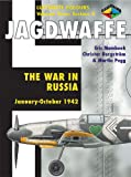 img - for Jadgwaffe: The War in Russia January - October 1942 (Luftwaffe Colours, Vol. 3, Section 4) book / textbook / text book