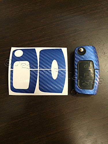 carbon-foil-blue-decorative-key-cover-for-ford-mk2-galaxy-c-s-max-fiesta-500-s-max-c-max-rs-st-mk7-k