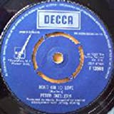 Peter Skellern Hold On To Love / Too Much, I'm In Love - Peter Skellern 7