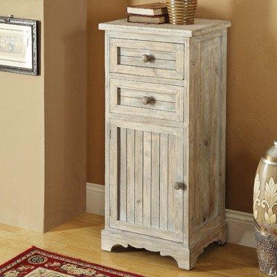 2 Drawer 1 Door Cabinet front-539533
