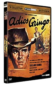 Adiós gringo [Francia] [DVD]