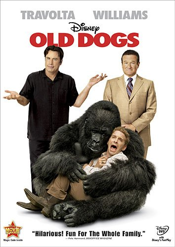 Old Dogs (Single-Disc Widescreen) -