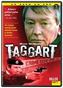 Taggart: Killer Set